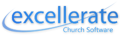 excellerate church software logo