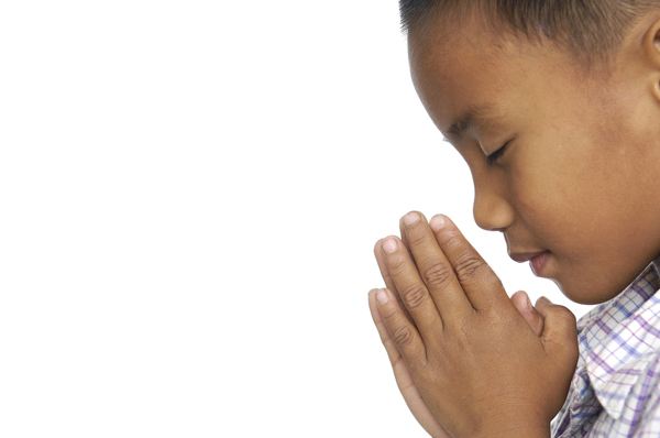child-praying