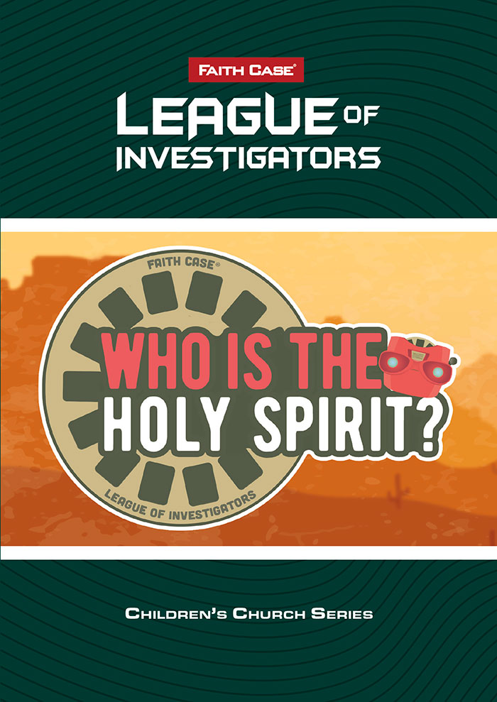 Who is the Holy Spirit (2)